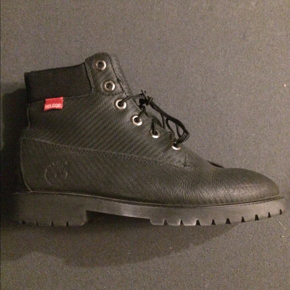 outlet winkel populair kopen lage prijs Timberland Helcor Black Boots US 6.5